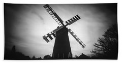 Polegate Windmill Beach Towel