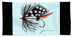 Polka Dot Pike Beach Towel