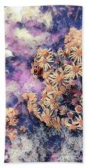 Pollen Gatherer Beach Towel