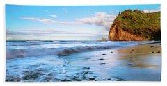 Pololu Valley Beach Towel