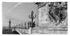 Pont Alexandre Beach Sheet