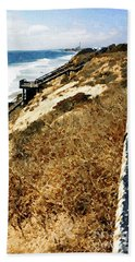 Ponto Beach, Carlsbad Beach Sheet
