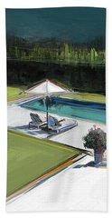 Poolside Beach Towel