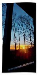 Porch Sunset Beach Sheet