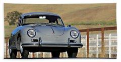 Porsche 356a European Beach Towel