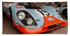 Porsche 917 Beach Sheet