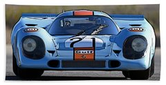 Porsche 917 Shorttail Beach Sheet