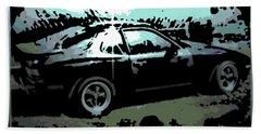Porsche 944 Beach Sheet