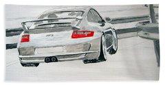 Porsche Gt3 Beach Sheet