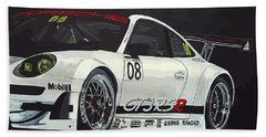 Porsche Gt3 Rsr Beach Sheet