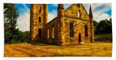 Port Arther Church Beach Sheet