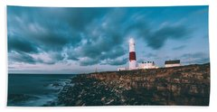 Portland Bill Dorset Beach Towel
