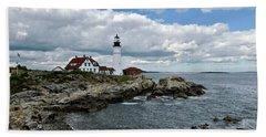 Portland Head Light, Starboard Beach Sheet