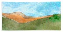 Portland Hills 2 Beach Sheet