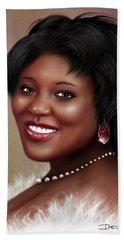 Portrait Commision  Beach Sheet