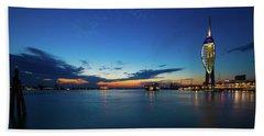 Portsmouth 2 Beach Towel