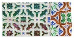 Portuguese Handmade Tile Beach Sheet