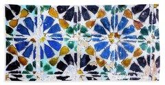 Portuguese Tiles Beach Sheet