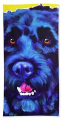 Portuguese Water Dog - Banks Beach Towel