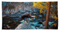 Poudre Dream Beach Towel