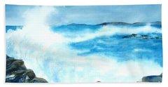 Pounding Surf Beach Sheet