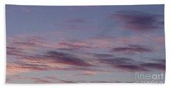 Prairie Sunset Beach Towel