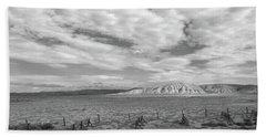 Prarie Landscape Beach Towel by Christine Lathrop