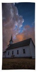 Beach Towel featuring the photograph Preacher by Aaron J Groen