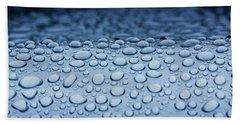 Precipitation 2 Beach Towel