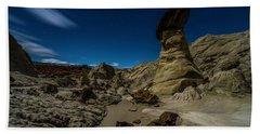 Prehistoric Formations 2 Beach Towel