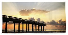 Presence Beach Towel by LeeAnn Kendall