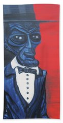 President Alienham Lincoln Beach Towel