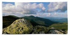 Presidential Range - White Mountains New Hampshire Beach Towel