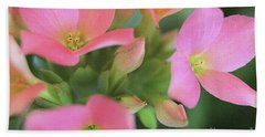 Pretty In Pink Beach Towel