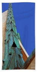 Price Tower One Beach Towel