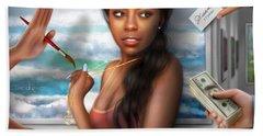 Priceless Beach Sheet