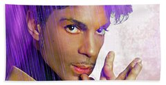 Prince For You Beach Sheet