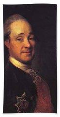 Prince Mikhail Shcherbatov 1781 Beach Sheet