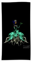 Princess And The Frog Beach Towel