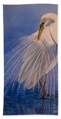 Princess Of The Mist Beach Towel