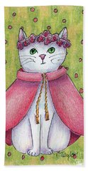 Princess Beach Towel by Terry Taylor