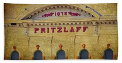 Pritzlaff Beach Towel