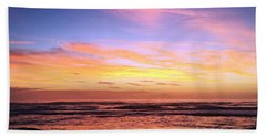 Promises Beach Towel by LeeAnn Kendall