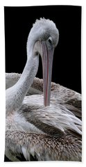 Prospecting - Pelican Beach Towel