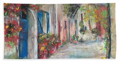Provence Beach Towel
