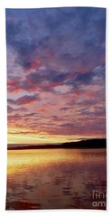 Puget Sound Beach Towel