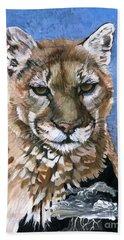 Puma - The Hunter Beach Towel