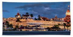 Beach Towel featuring the photograph Pure And Simple Pano 48x18.5 by Dan McGeorge