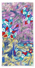 Purple Beach Sheet