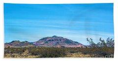 Purple Mountain Beach Sheet
